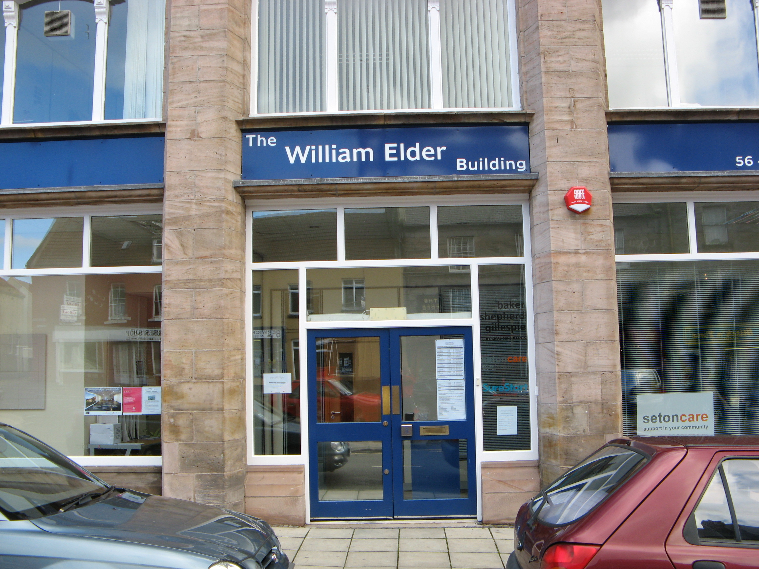 The William Elder Building