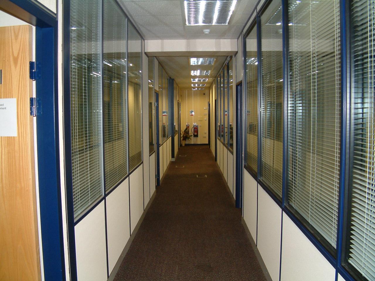 Inside the William Elder Building