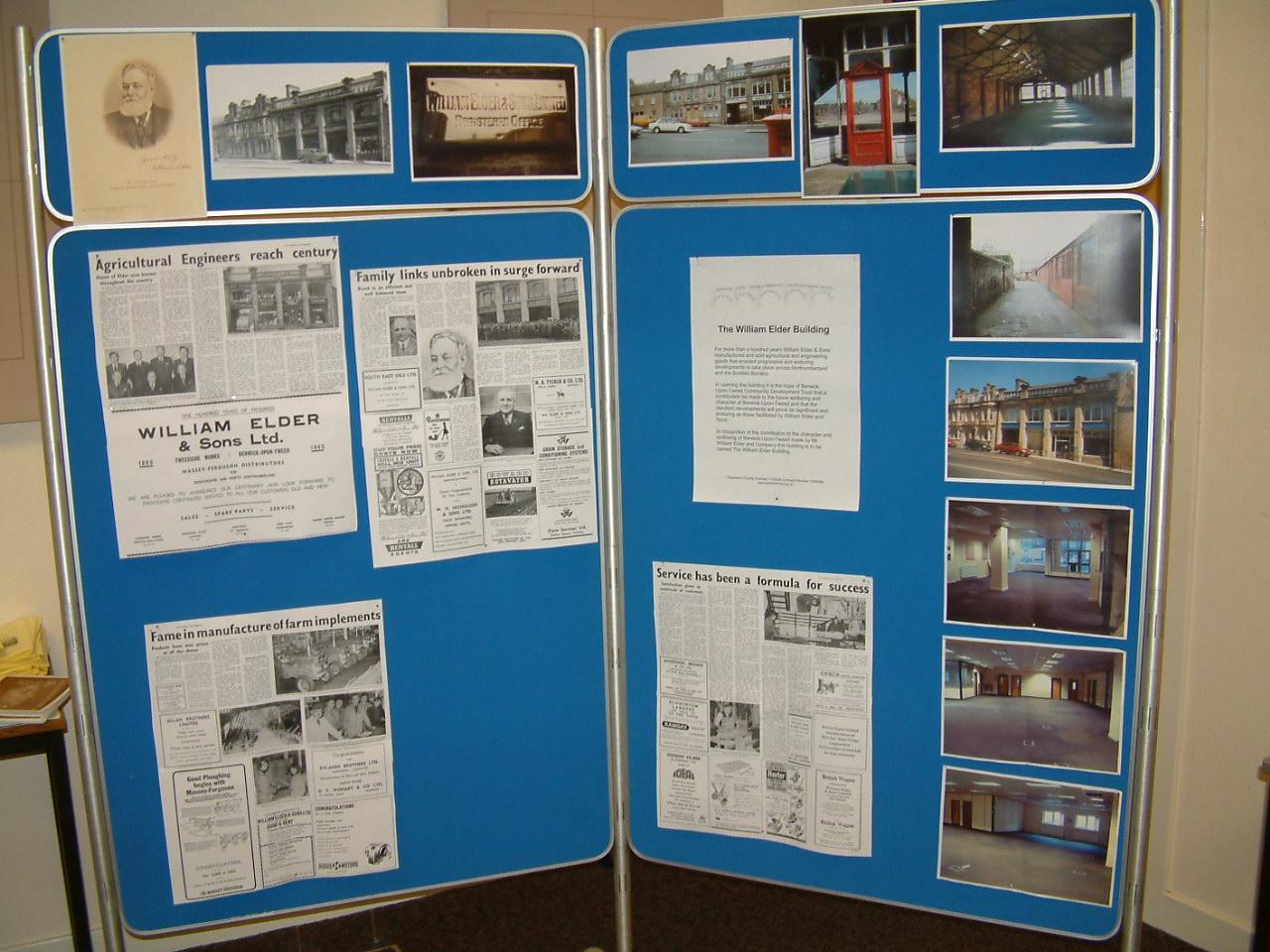 Berwick Community Trust Launch