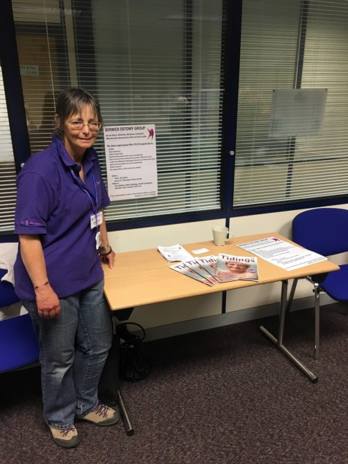 Colostomy Support Group Macmillan Coffee Morning 28/09/2018