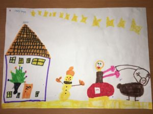 Casey Hope, Year 1, Tweedmouth West First School.